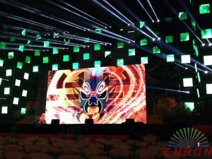 China Highest definition Rental LED Display Outdoor P4.8 6000 nits 52 dots × 52 dots on sale