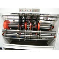 Automatic Rotary Slotter Machine / Corrugated Carton Box Making Machine