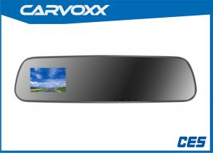 China 4.3 1080P LCD Vehicle Car Camera Video Recorder Rear View Mirror Camcorder DVR on sale