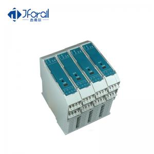 China Din Rail Mounted Passive Signal Isolator With 0-20mA 4-20mA Input Output on sale