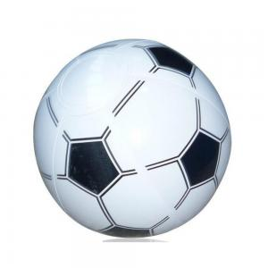 China Soccer / Basketball Inflatable Beach Ball 16 Inch Tactile Stimulation Function on sale