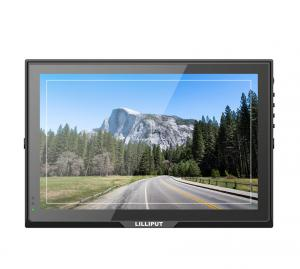 China Dustproof 10 Inch Camera Monitor Vga Av Inputs Integrated Front Panel on sale