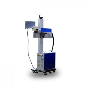 China LCD Touching Laser Marking Machine For Mobile , Metals , Plastic on sale