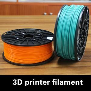 China No Bubbles 3mm PLA Filament White 3.0mm For Desktop 3D Printer on sale
