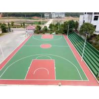 PU Silicone Material Multifunctional Backyard Multi Sport Court Anti-Slip And Odourless