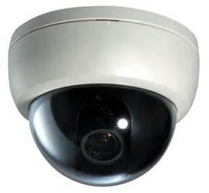 China Infrared Vandal Proof Dome Camera  on sale