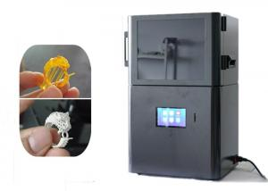 China Desktop Jewelry Wax Printer Industrial UV Castable Resin DLP 3d Printer on sale