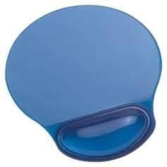 China Nontoxic Odorless PVC gel Rubber mouse pad with wrist support for Giveway Office Home on sale