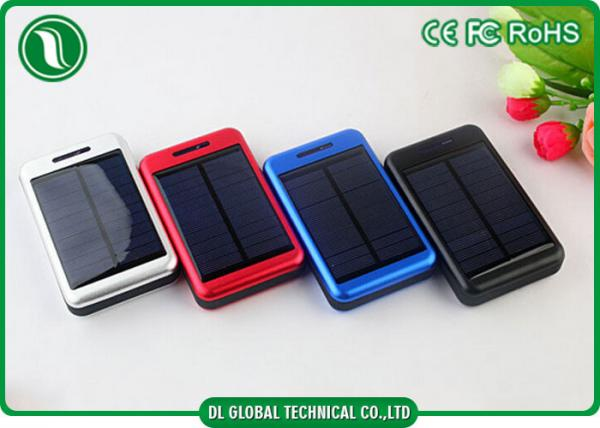 Solar Powered Portable Mobile Power Bank 50000mah 20000mah