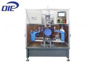 China Servo Driven Heat Transfer Machine , Large Bucket Round Printing Machine on sale