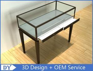 China Modern Glass Jewellery Shop Counter With Locks / Showroom Display Cabinets on sale