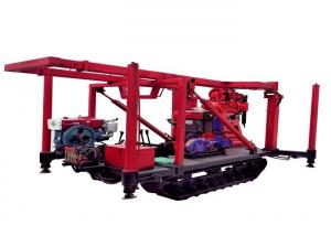 China Trailer Mounted Drilling Rig Trailer For General Investigation / Geophysical Exploration on sale
