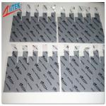Naturally tacky 1.5 W/mK silicone thermal conductive pad TIF1100-15-10S 45 shore00 for LED controller -50 to 200℃