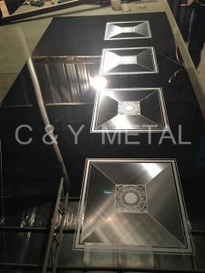 China Decorative stainless steel,elevator's door,cabin on sale