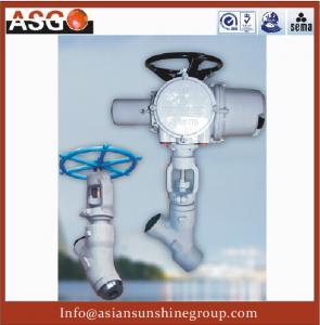China globe valve-Control Valve- Valve -ASG Fluid Control Equipment–ASIAN SUNSHINE GROUP on sale