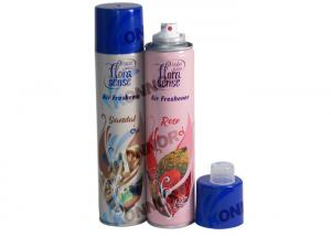China Perfume Home Air Freshener Dispenser Air Freshener Aerosol Spray With 360ml on sale