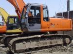 27T weight Used Crawler Excavator Hitachi ZX270 ISUZU AA-6BGI engine with Original Paint