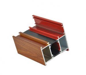 China Extruded Aluminium Profiles / Aluminum Tharmal Break Casement Window on sale