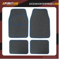 Waterproof Carpet Car Interior Accessories customized car floor mats