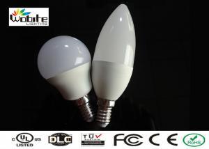 China Waterproof LED Lighting Bulb 2835 SMD , E14 LED Bulb 5W No Heavy Metal on sale