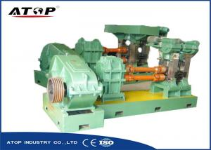 China Low Noise 2- High Cold Rolling Mill Machine For Stainless Steel / Plain Carbon Steel on sale