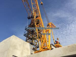 China QD3023 Luffing Jib Derrck Crane 8tons Max.Load 2.3tons at 30meters Arm on sale