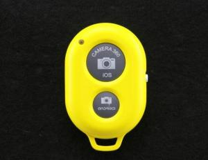 China Wireless Bluetooth Self-timer Remote Shutter Controller For iPod iPhone Samsung on sale