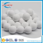 Chemical Resistant High Alumina Ball 25mm , Denstone 99 Catalyst Support Media