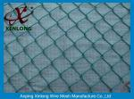 Temporary Construction Chain Link Fence PVC Coated Easy Installation