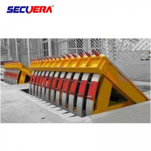 China Security Spike Blocker System Traffic Safety Barriers Hydraulic IP68 For Roadway on sale