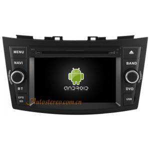 China Two Din Android Car Stereo Android 4.4.4 For Suzuki SWIFT 2011 - 2012 on sale