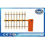 China Three Fence Automatic Boom Barrier wholesale