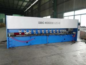 China Steel Panel Groove 6M Long CNC Groover Machine Hydraulic Clamping Shuttle Slotting on sale