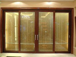... Quality Custom Design Water Proof Low Threshold Aluminum Sliding Glass  Doors For Meeting Room For Sale
