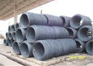 China Hot Rolled Stainless Steel Wire Rod For Construction , Drawing , Packing on sale