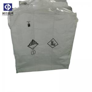 China Breathable One Ton FIBC Bulk Bag Pp Container Bag For Metal Powder on sale