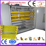 China 3520 Chicken Eggs CE Certificate Incubator Automatic Cheap hatchery For Eggs wholesale