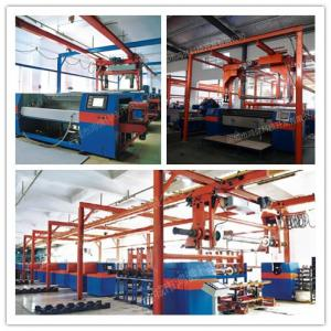 China rotogravure cylinder automatic electroplating line on sale