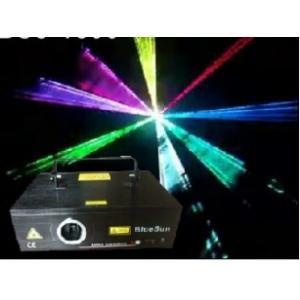 China Laser bleu de RGBY 200mW, 60mW laser vert, projecteur d'éclairage rouge d'étape du laser 120mW on sale