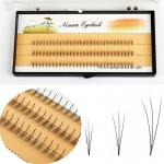 Best Seller Silk Lashes Private Label Individual 16 Line Eyelash Extension