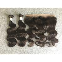 Young Girl's Healthy Virgin Peruvian Human Hair Loose Wave Bundles No Bad Smell