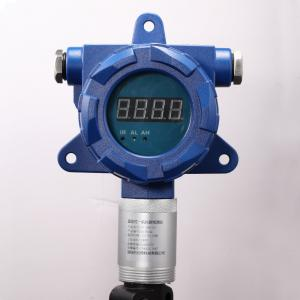 China Piping Type H2S Gas Detector Monitoring System 4-20MA Output With Remote Control on sale