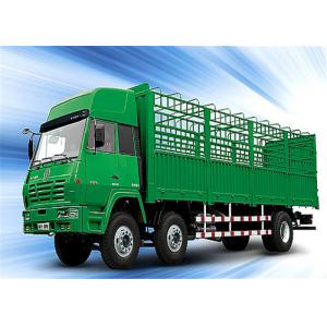 China High bed 3 axles 40 ton bulk cargo transport cage semi trailer fence stake truck trailer on sale