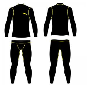 China Similar Skins And 2XU Compression Wear,Men Tights and Shirts on sale