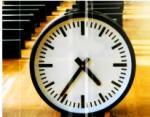 場所の時計システム