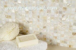 China Proyecto nacarado natural del mosaico on sale