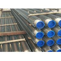 China High Frequency Welding Finned Tube Stainless Steel / Carbon Steel For Heat Exchanger on sale