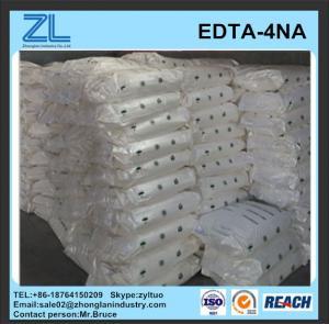China Ethylene diamine tetraacetic acid tetrasodium salt powder on sale
