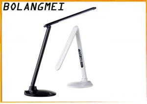 China Modern 10W Side Light Folding LED Desk Lamp With Alarm Clock / LED Reading Light on sale