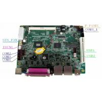 China Mini-itx Intel D525 motherboard 4xCOM,2xWlan  (Warranty 18 months) on sale